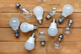 LED and incandescent lamps. - 211647952