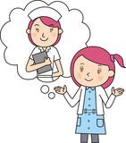 夢 看護師 - 211651972