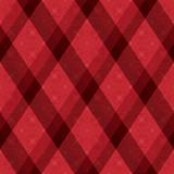 Decorative diagonal tartan inspired vector seamless pattern background 3 - 211666595