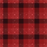 Decorative tartan inspired vector seamless pattern background 2 - 211666723