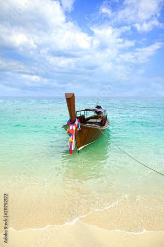 Fototapeta beach sand and sea
