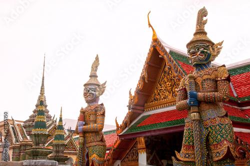 Fotobehang Boeddha buddhism temples