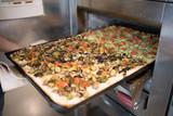 generic photos of Italian pizza preparation - 211797977