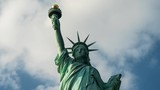 Statue of Liberty, 4K UHD time lapse - New York - 211809122