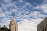 manhattan new york city buildings skyline day