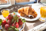 delicious French breakfast - 211833926