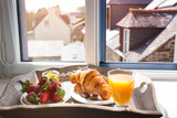delicious French breakfast - 211833935