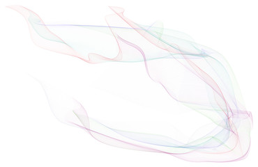 Illustrations of smoky line art. Shape, abstract, background & pattern.