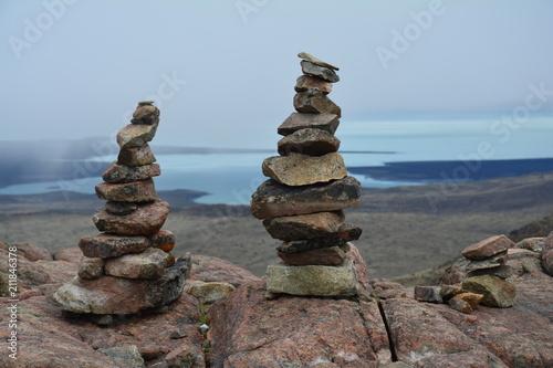 Cairns El Chaltén, Patagonie - Argentine - 211846378