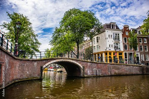 mata magnetyczna Amsterdam