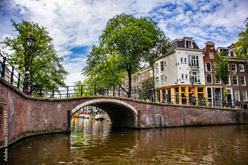 Fototapeta Amsterdam