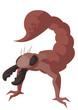 alien insect monster