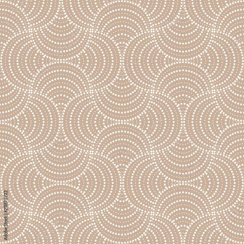 Abstrakcyjny wzór geometryczny punktów, linii. Bez szwu vect
