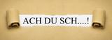 Ach Du Sch....! - 211881367
