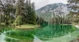 Grüner See Steiermark Hochschwabgebiet Naturjuwel Idylle Bergsee Österreich Natur Wasser Ausflug - 211881521