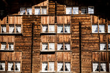 Haus in den Alpen - 211891133