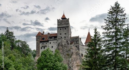 Schloss Bran in den Karpaten