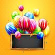 Luxury party balloons