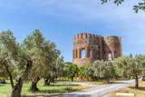 Parco Scolacium, ancient Bizantine church - 211946971