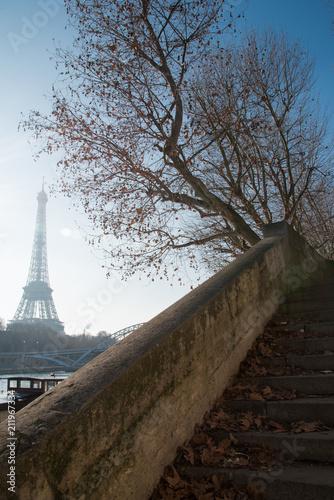 Fridge magnet Eiffel tower