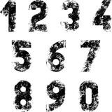grunge font - 211993598