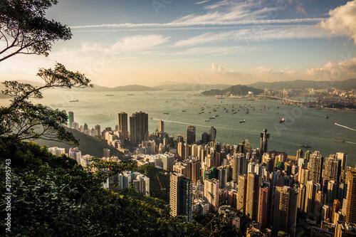 Hong Kong View 1