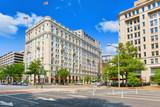 Washington, USA, Bank of America Financial Center. - 212029116