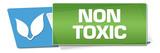 Non Toxic Green Blue Rounded Horizontal  - 212065741