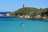 Plage de Fautea, Corse
