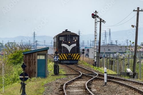Aluminium Spoorlijn 津軽鉄道