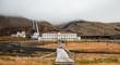 Die verlassene russische Exklave Pyramiden in der Arktis