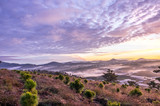the best of landscape, sky, clouds and nature in the sunrise or sunset