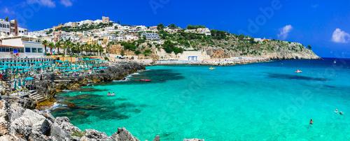Plexiglas Freesurf Castro - beautiful town resort in Salento, Puglia. italy. Italian summer holidays