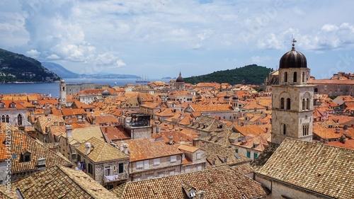 Dubrovnik - Stadt in Kroatien - Stadtmauer - 212121598