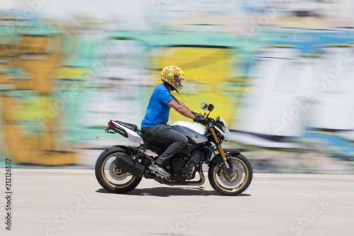 Velocidad a dos ruedas