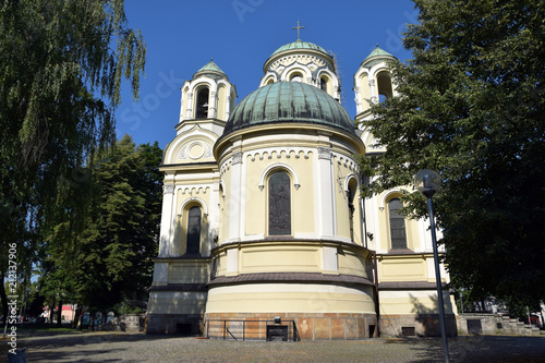 Częstochowa. Kościół pw. Św. Jakuba przy placu Biegańskiego