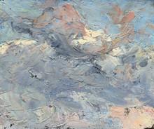 """Постер, картина, фотообои """"Oil painting, abstract"""""""