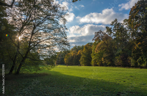 nymphenburgpark - 212155190