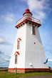 Souris Lighthouse on Prince Edward Island