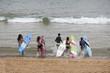 CAMPAMENTO DE SURF EN VERANO