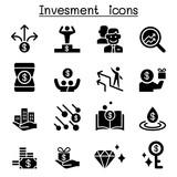 Money & Investment icon set - 212208175