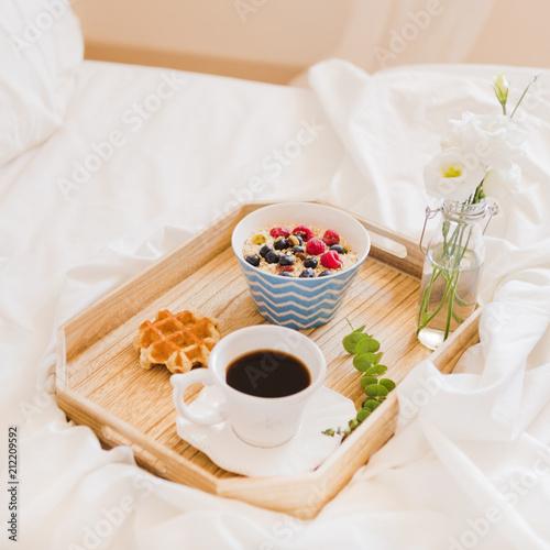Delicious breakfast - 212209592