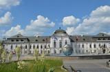 Bursztynowym szlakiem Słowackim -Bratysława pałac prezydencki