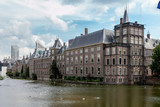 Parlement building of The Netherlands in The Hague