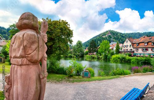 Bad Liebenzell, Schwarzwald