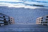 Strand in der Abenddemmerung - 212296957