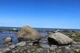 Am Strand von Kap Arkona auf Rügen - 212321149