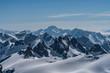 Switzerland, Titlis snow alps