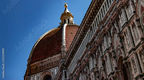 Fotobehang Florence Cathedral of Santa Marija del Fiore Florence