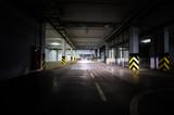 tunnel in underground parking - 212330957
